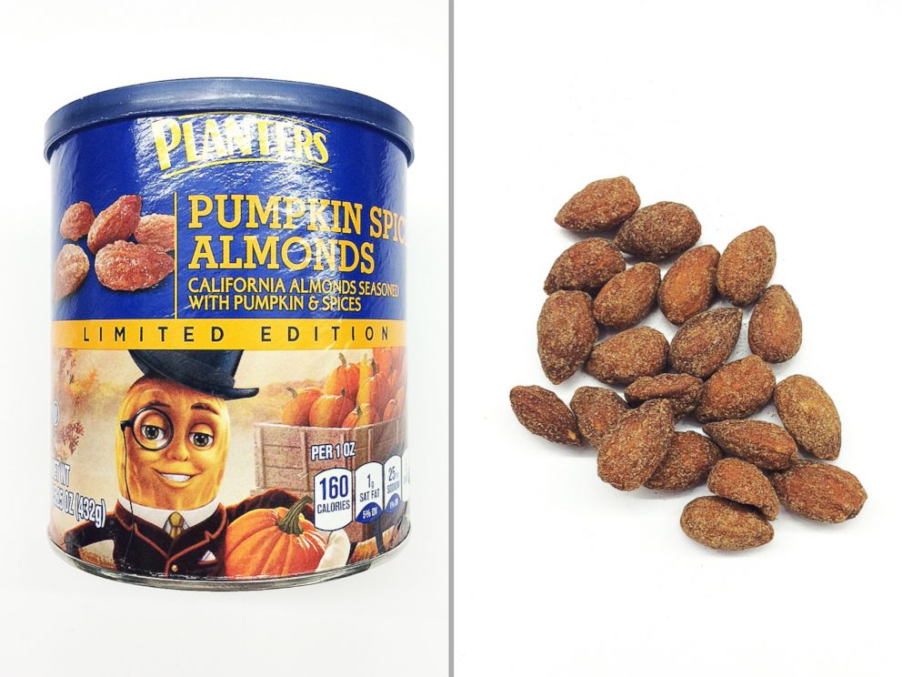 PHOTO: Planters Pumpkin Spice Almonds