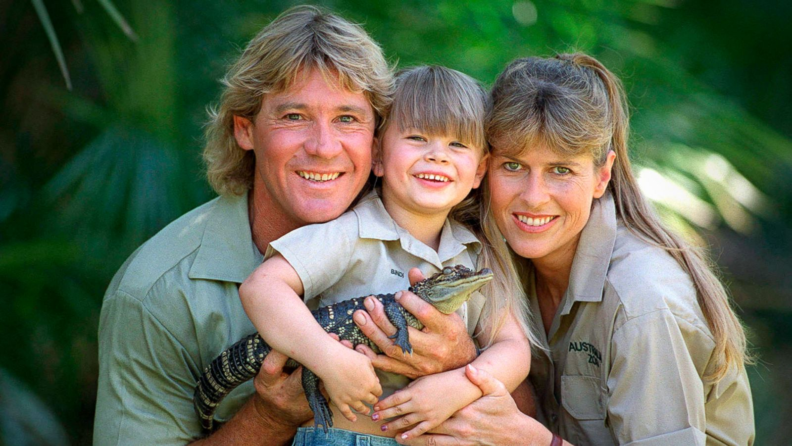 Steve Irwin S Widow Says She Hasn T Dated Since His Death Abc News