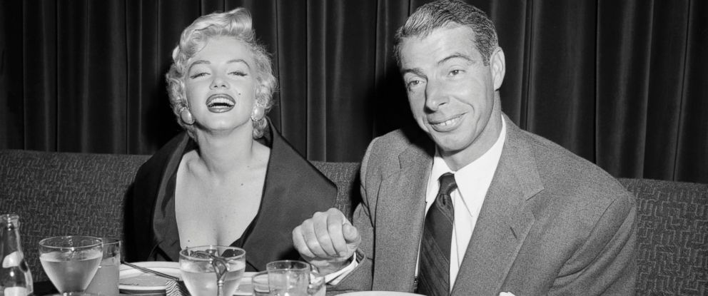 marilyn monroe joe dimaggio s 1954 marriage certificate sells for