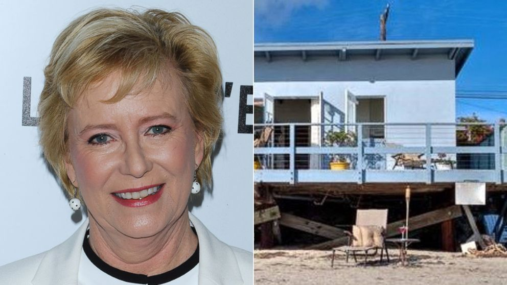 Brady bunch star eve plumb closes 3 9m sale on malibu home she bought for 55k at age 11 abc news