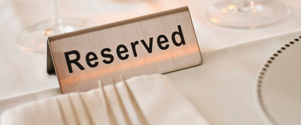 PHOTO: Tax, tip . . . and table not included? New app bets patrons are willing to pay for in-demand reservations.