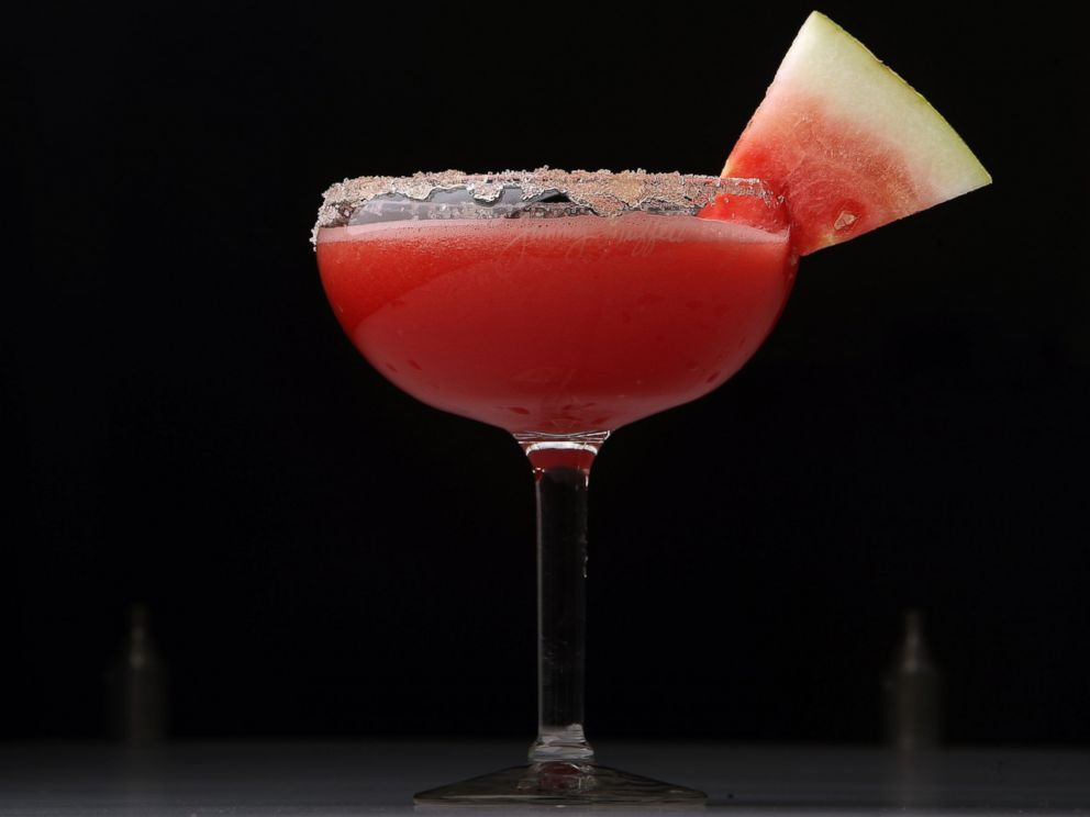 PHOTO: Watermelon Margarita is pictured here in Toronto on July 26, 2009.