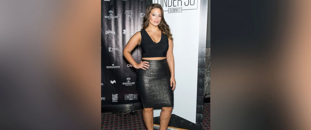 PHOTO: Ashley Graham attends the Forbes Under 30 Summit, Oct. 6, 2015 in Philadelphia.