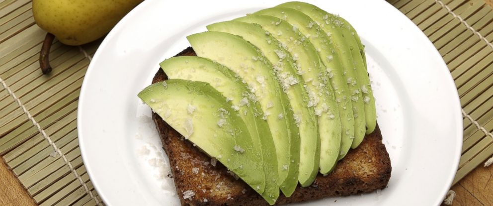 PHOTO: Avocado toast is the hottest thing to hit the breakfast table since regular toast.