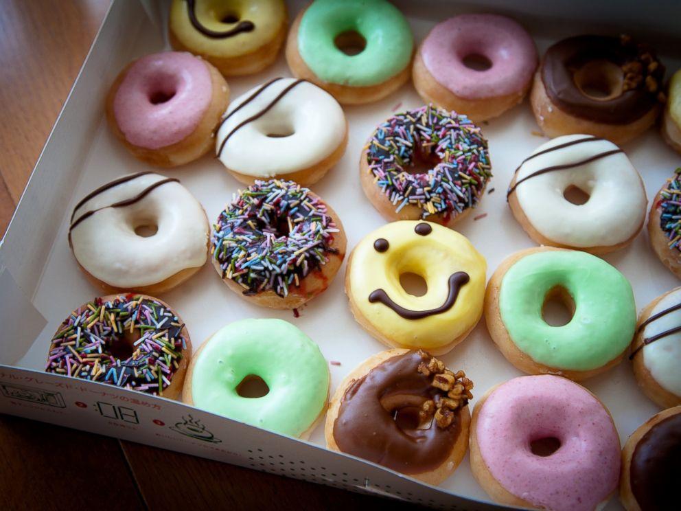 PHOTO: Go doughnut crazy for National Doughnut Day this Friday, June 6.