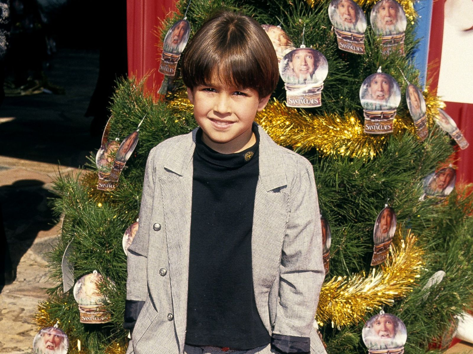 Lil Ron Ron Christmas.The Santa Clause Star Eric Lloyd Where He Is Now Abc News