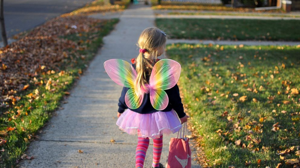 More than twice as many children are killed in pedestrian-car accidents on Halloween between the hours of 4 p.m. and 10 p.m., according to the National Highway Traffic Safety Administration.