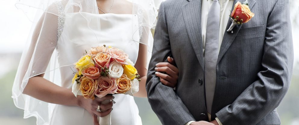 PHOTO: Recent data shows that the number of remarried adults has tripled since 1960.