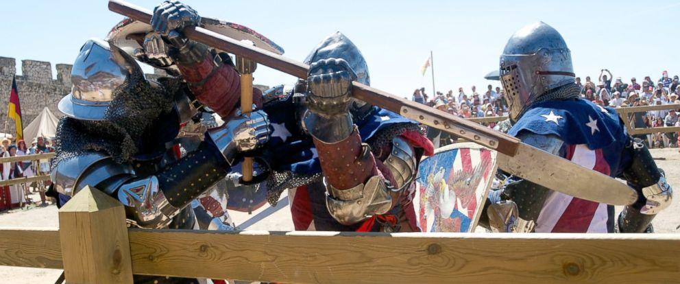 PHOTO: International Medieval Combat