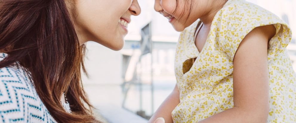 PHOTO: One blogger says taking antidepressants makes her a better mother.
