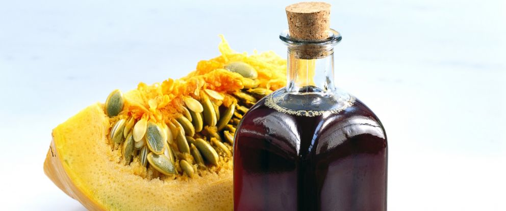 PHOTO: Pumpkin seed oil is giving coconut oil a run in popularity among skin-care enthusiasts.