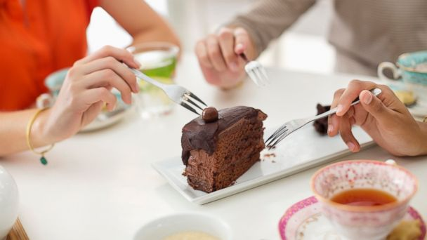 PHOTO: A strong sweet tooth can be a major obstacle to weight loss.
