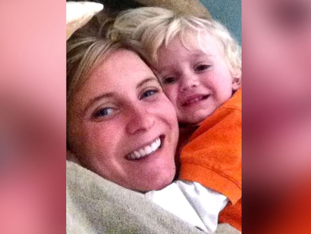 PHOTO: Evan, now 7, seen with his mother Kellie in this undated photo.