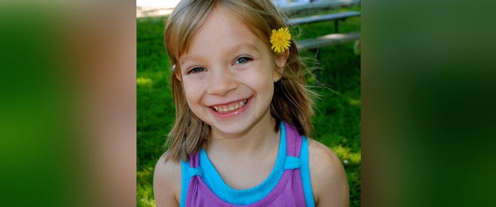 PHOTO: Ciara Brill, 9, of Portsmouth, New Hampshire, was diagnosed with an aggressive brain tumor in Dec. 2016.