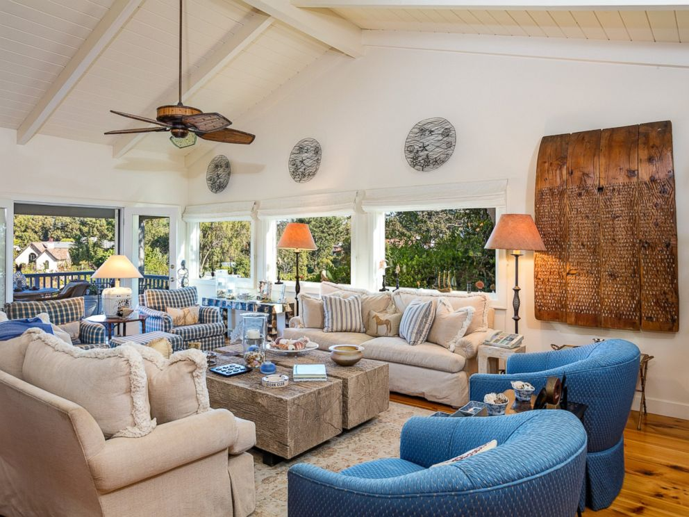 PHOTO: Legendary comedian Don Rickles beach house in the Point Dume area of Malibu is on the market for $7.995 million.