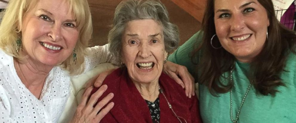 PHOTO: Melissa Falter, 45, of Powell, Ohio, granddaughter of the late Jean Oddi, penned an obituary on behalf of the care-free 91-year-old before her death.