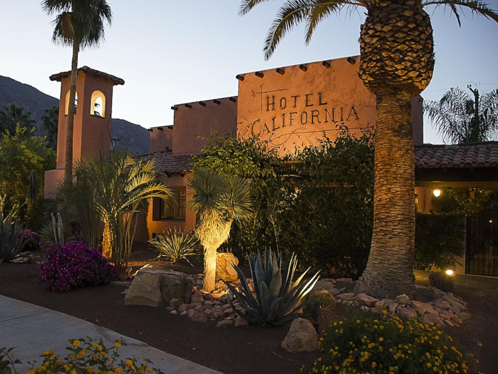 PHOTO: Hotel California