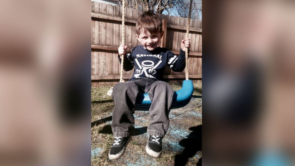 Darreld Petersen, 34, will undergo a kidney transplant thanks to his son Camden's teacher, Nancy Bleuer, 54, who is donating her organ to him on June 1.