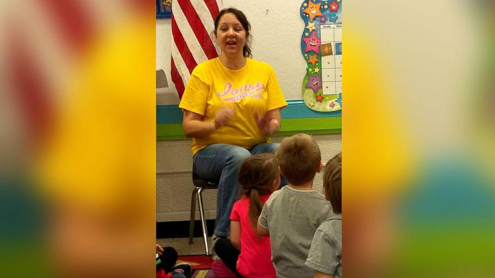 Nancy Bleuer, 54, a preschool teacher of Mason City, Iowa, is donating her kidney to Darreld Petersen, 34 at University of Iowa Hospital on June 1.