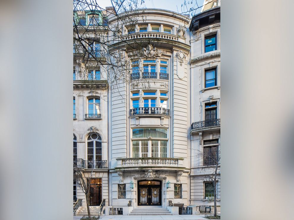 Luxurious new york city mansion on the market for 84 5 for Nyc mansions for sale