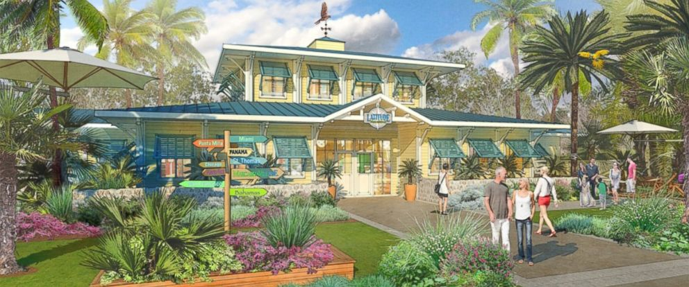 PHOTO: A Jimmy Buffett-inspired Margaritaville retirement community is coming soon to Daytona, Fla.