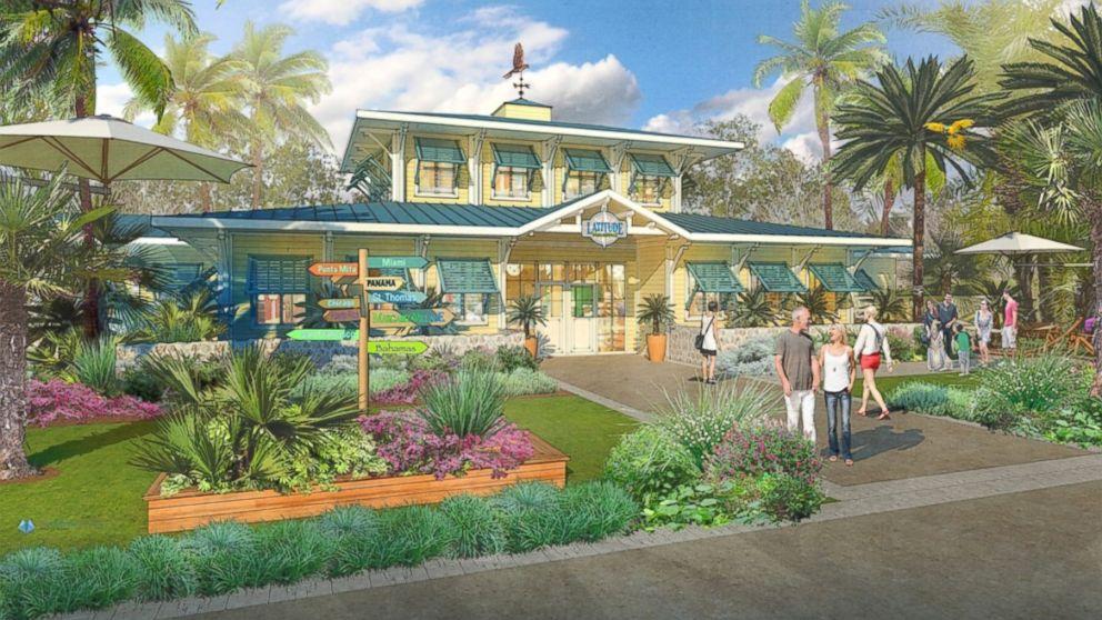 A Jimmy Buffett-inspired Margaritaville retirement community is coming soon to Daytona, Fla.