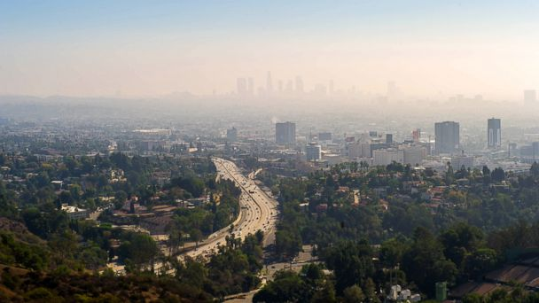 PHOTO: These cities are some of the best stops to make when driving down Californias famous Pacific Coast Highway. Shown here is Los Angeles.