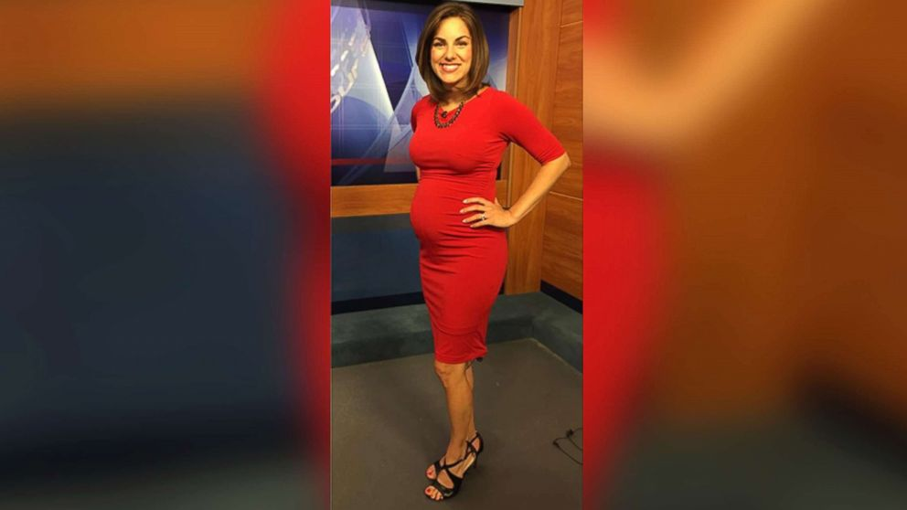 Pregnant News Anchor Fires Back At Body-shaming Viewer