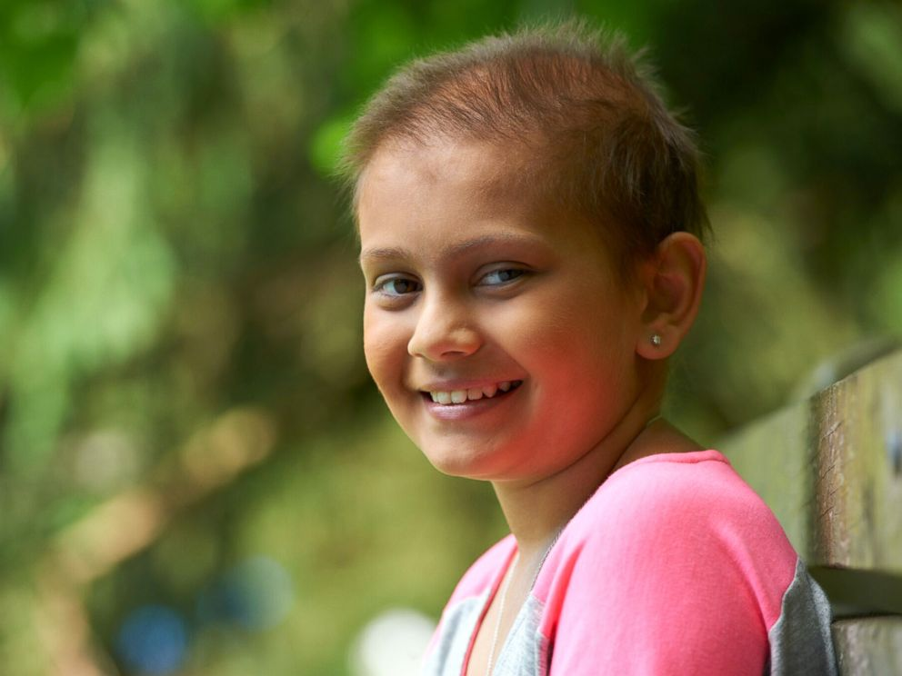 PHOTO: Naya Summy passed away from cancer at the age of 11 and her family has created a charity, No More Kids with Cancer, in her memory.