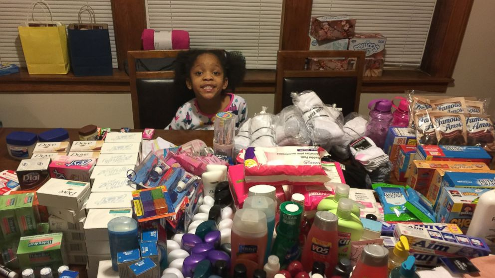 Artesha Crews Daughter Armani Wanted To Feed The Homeless Instead Of Having A Traditional Birthday Party