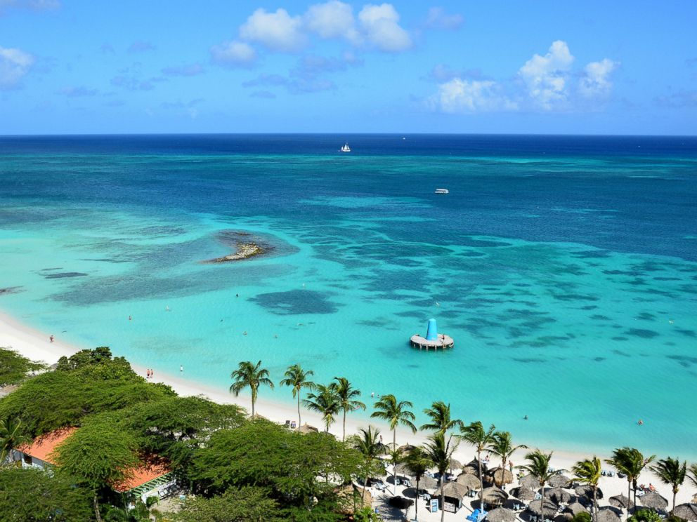 Photo Tripadvisor Reviewers Described Eagle Beach Aruba As Quiet And Serene With Few