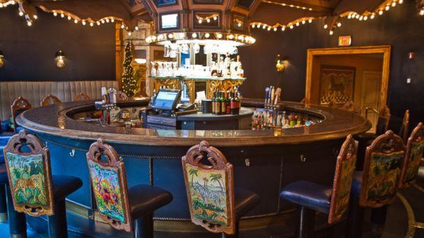 PHOTO: Carousel Bar inside Hotel Monteleone