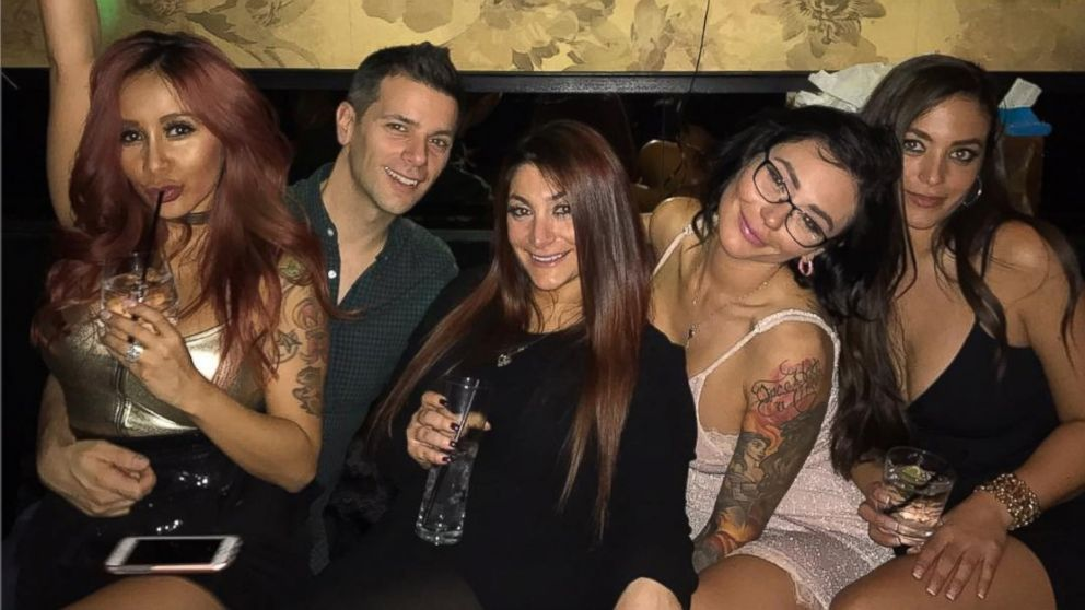 Nicole 'Snooki' Polizzi Returns to Jersey Shore in New Reality TV Show