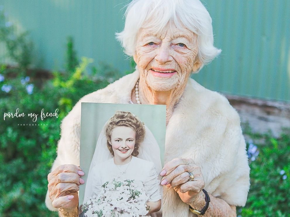 PHOTO: Ethel Ford celebrated her upcoming 90th birthday, on July 12, with a festive cake smash organized by her photographer granddaughter, Brigitte Godwin.