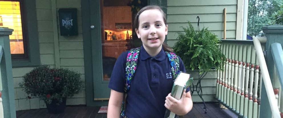 PHOTO: Charlotte McCourt, 11, of New Jersey, wrote a very honest review of Girl Scout cookies that has gone viral.