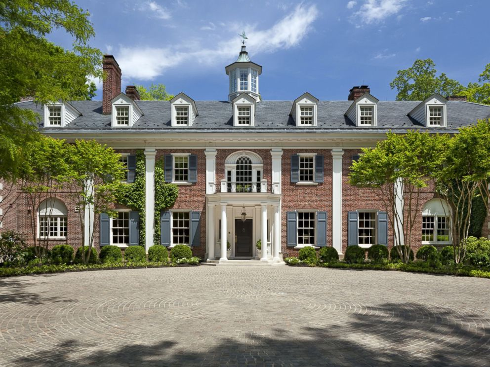 Inside Jacqueline Kennedy Onassis' $49 5M childhood home