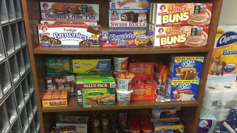 Seaside Or Food Pantry