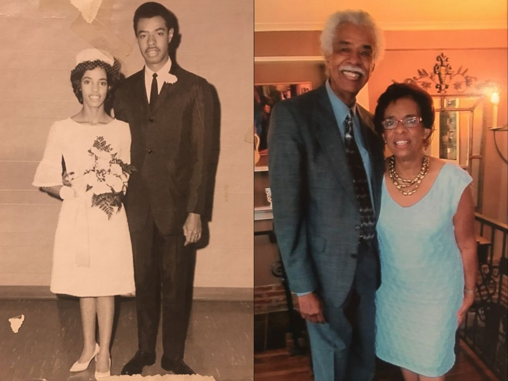 PHOTO: John and Betty Mattocks have been married for 51 years.