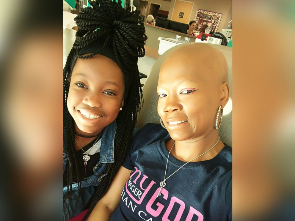 PHOTO: Miyah Washington, 12, seen in an undated photo with her mother, DaVida Washington, of Columbia, South Carolina.