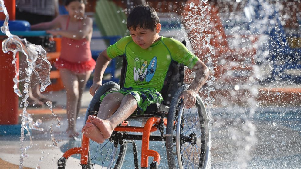 World S 1st Fully Accessible Water Park Opens In Texas