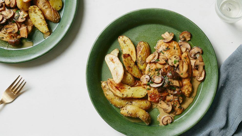 How To Make One Pan Chicken Marsala Recipe Recipe Abc News