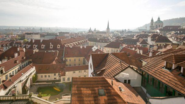 PHOTO: Prague.