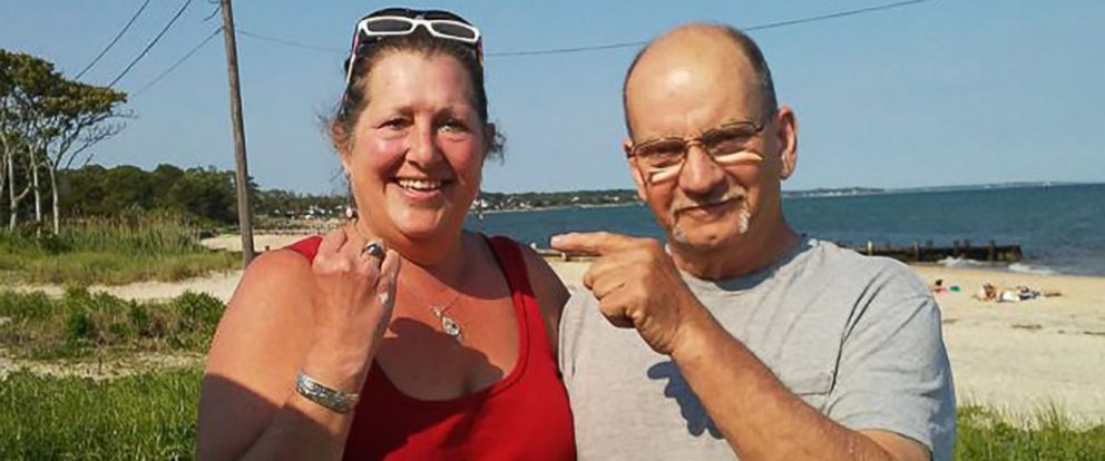 PHOTO: Deb Wells Cassidy was reunited with her class ring 36 years after it was lost in the Peconic Bay in New York.
