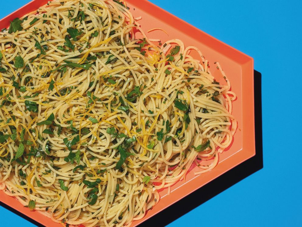 PHOTO: Elettra Wiedemanns Rossellini Spaghetti.