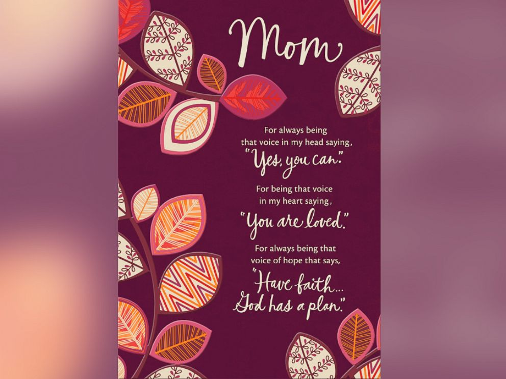 mothers day picture cards