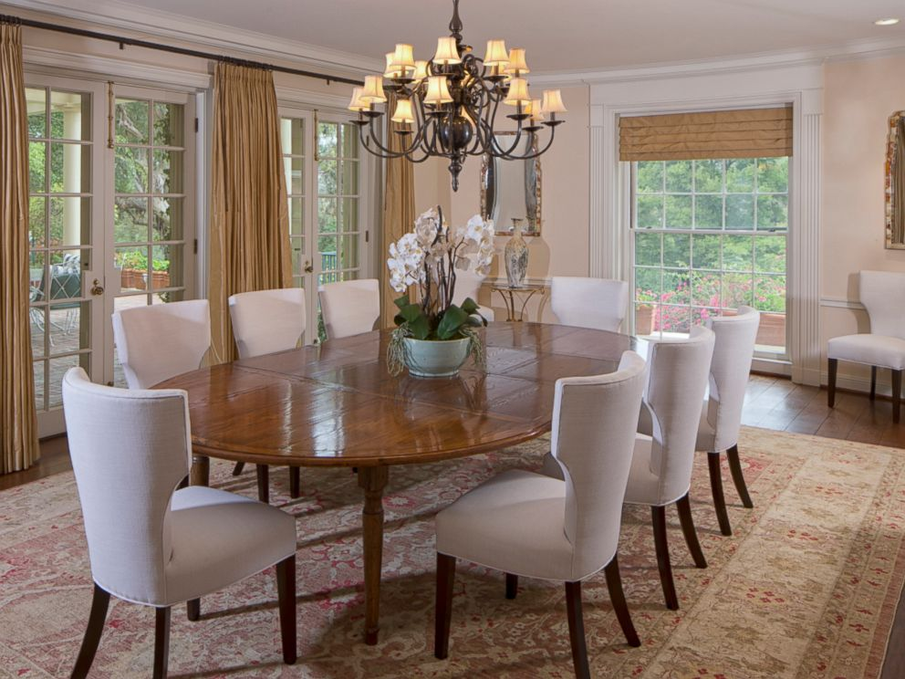 PHOTO: The dining room inside Taylor Swifts $25 million mansion in Beverly Hills