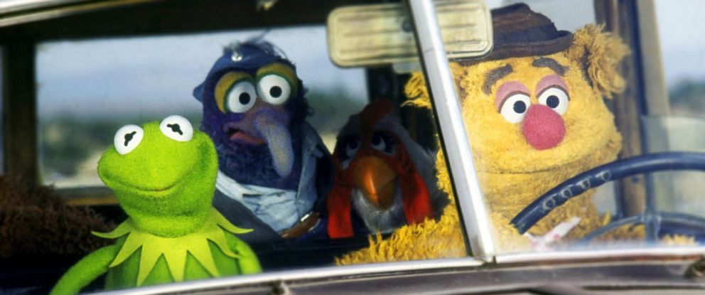 "PHOTO: Scene from ""The Muppet Movie."""