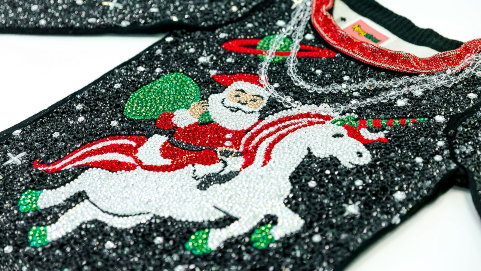 This Ugly Christmas Sweater Costs $30K - ABC News