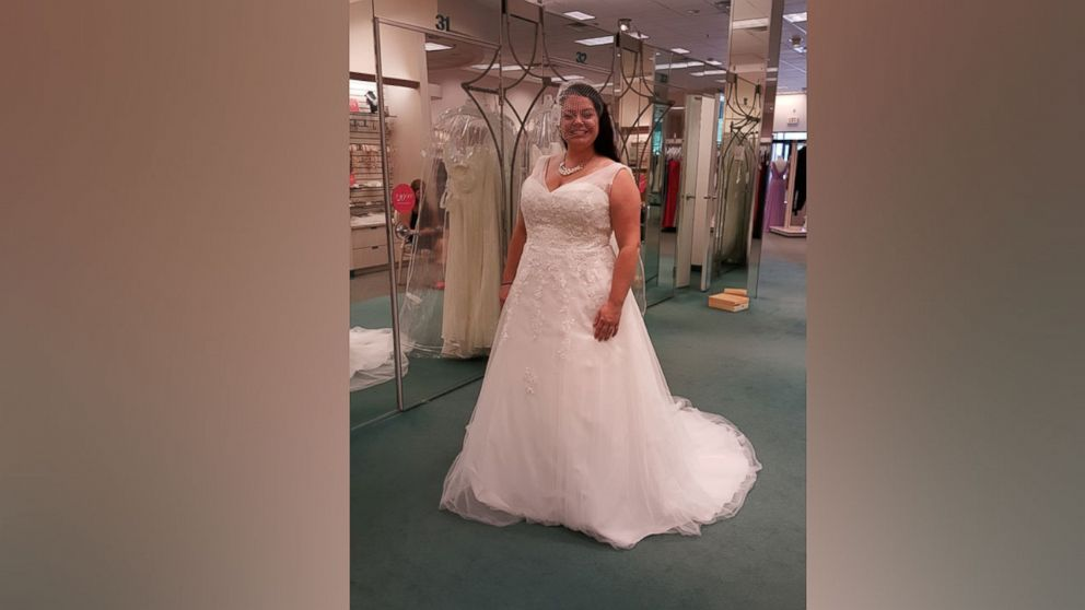 North carolina wife searches for wedding dress husband for Donate wedding dress goodwill