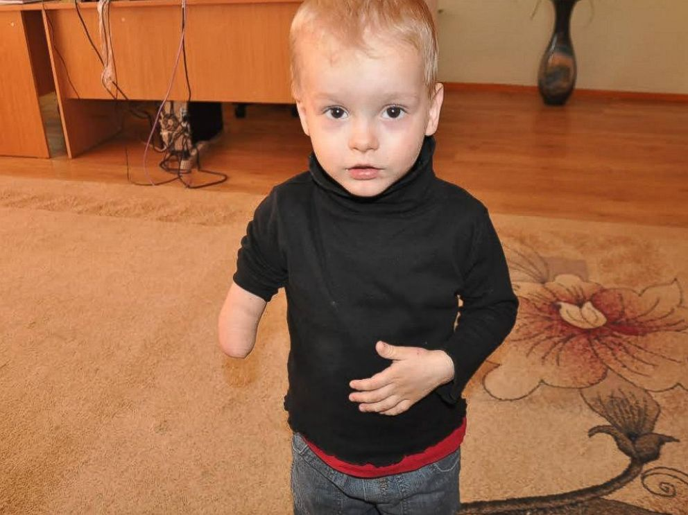 PHOTO:Kirill Facey, 4, is pictured in this undated file photo.